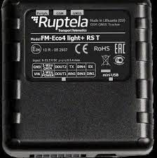 तस्वीर Ruptela FM-Eco4 Light+ RS T