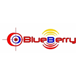 obraz Blueberry Technology