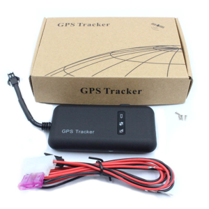 Connect GPS /GLONASS tracker GT02A for monitoring - GTS4B